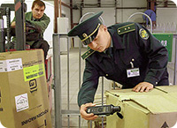 Customs escort of goods from China to Russia - MgSystem
